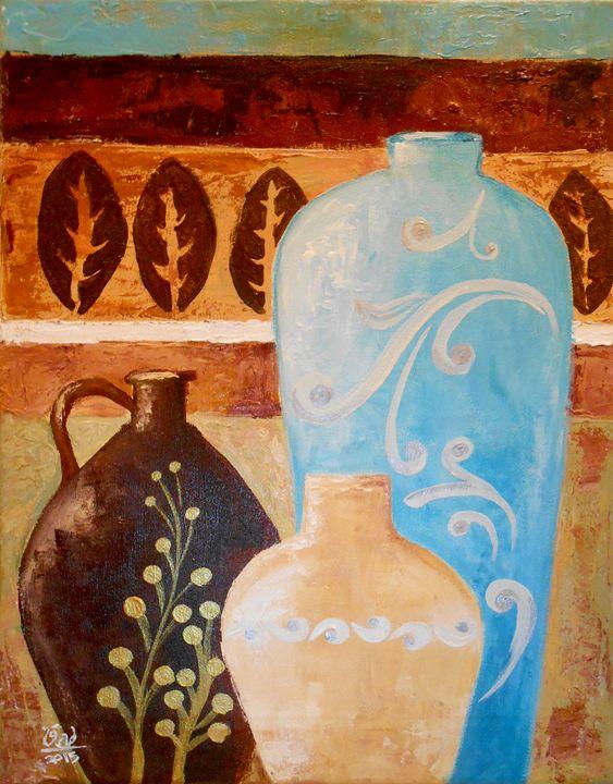 Decorative Art-I - Tarek El Adley Art