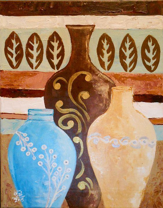 Decorative Art-II - Tarek El Adley Art