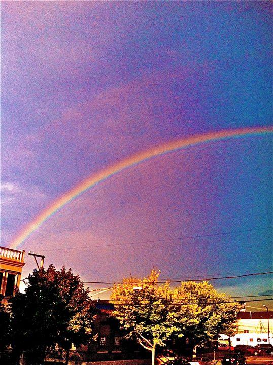 W. ERIE STREET RAINBOW - Tirzah Fujii