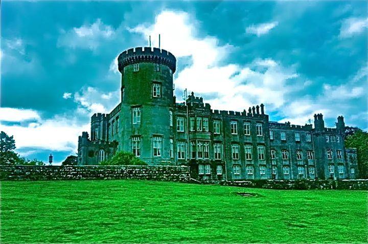 DROMOLAND CASTLE IRELAND - Tirzah Fujii