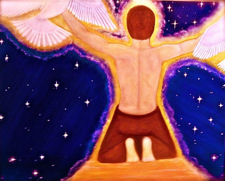CHILD ANGEL OF GOD - Tirzah Fujii