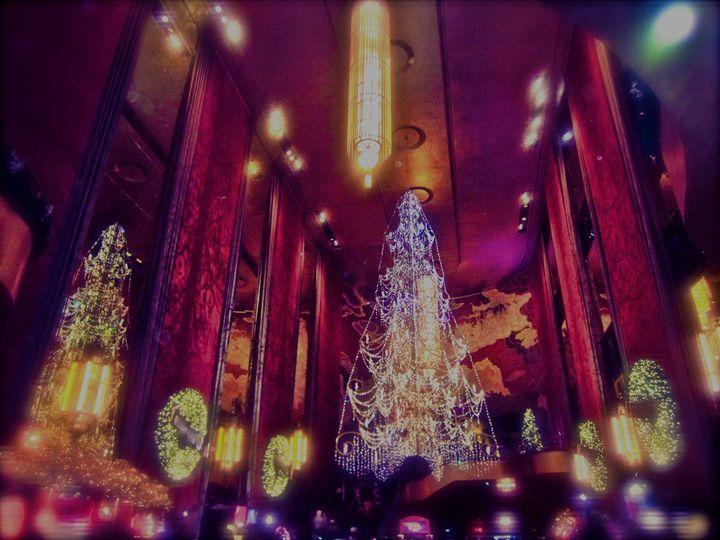 RADIOCITY MUSIC HALL CHRISTMAS - Tirzah Fujii