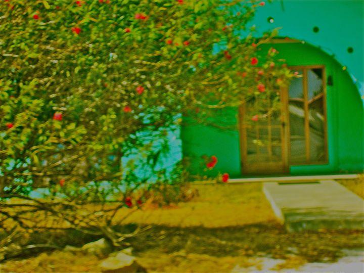Ethereal Green Dreams - Tirzah Fujii