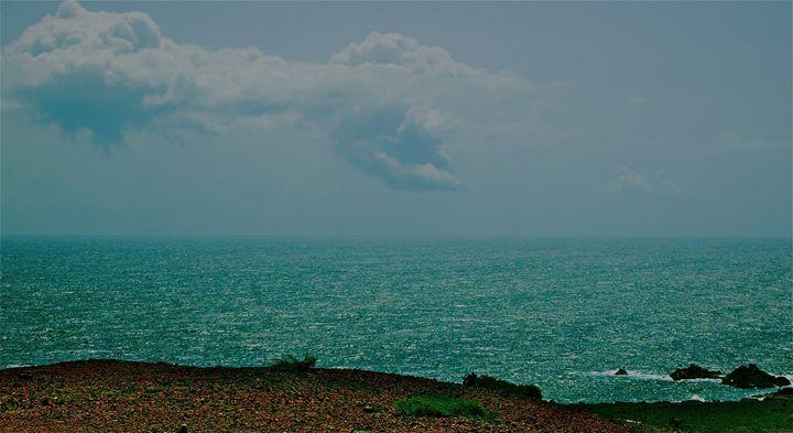 DREAMING OCEAN - Tirzah Fujii
