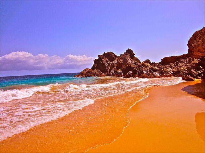 ARUBA OCEAN SHORELINE JOURNEY - Tirzah Fujii