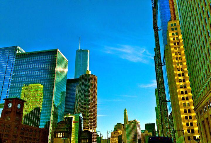225 W. WACKER CHICAGO - Tirzah Fujii