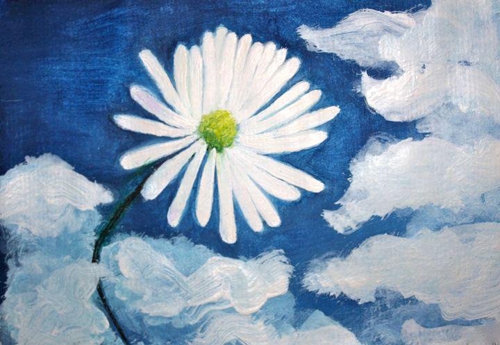 DAISY IN THE SKY - Tirzah Fujii