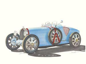 Bugatti T37 1933