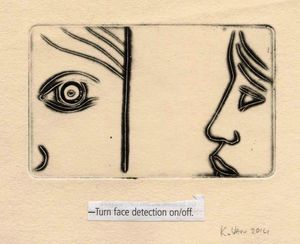 Turn face detection on/off.