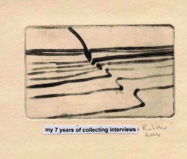 interviews - K_Van's Gallery