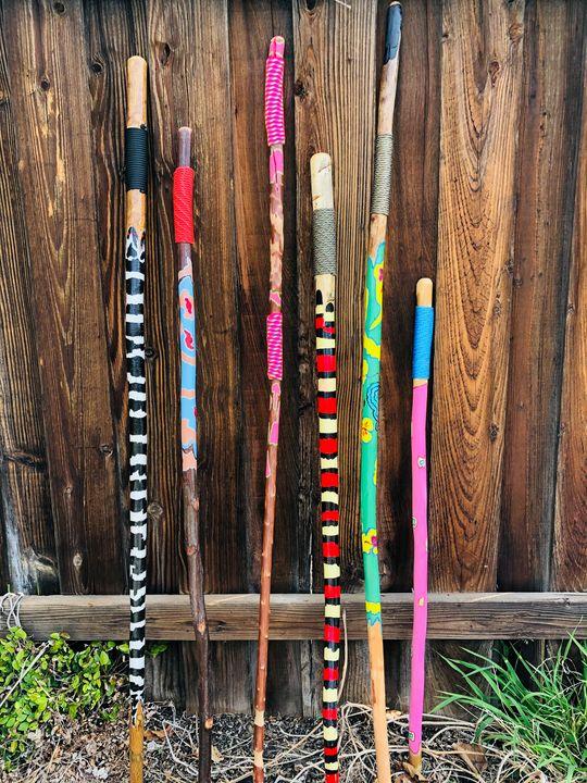 Journey Sticks - Journey Sticks
