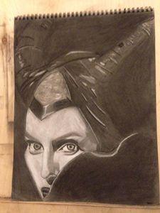 Maleficent - Donetta Jamieson