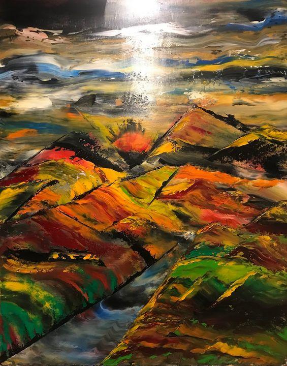 Landscape - Ovidiu Muresan
