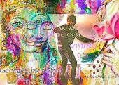 The Realms of Vishnu Om