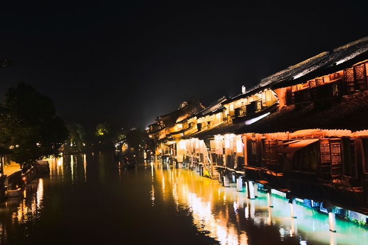 Wuzhen South China - Willcobain