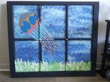 Original Hand Made Window