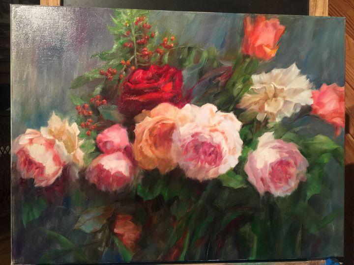 Roses - Huifineart