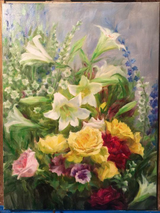 Spring beauty - Huifineart