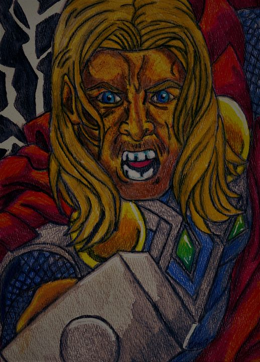 Thor - Crystal Ann Masters
