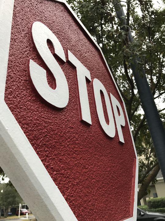 Stop - Jackie Monique