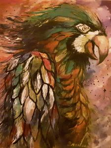 ABSTRACT MACAW