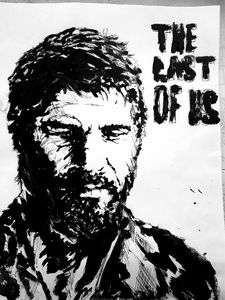 Joel,The Last of us