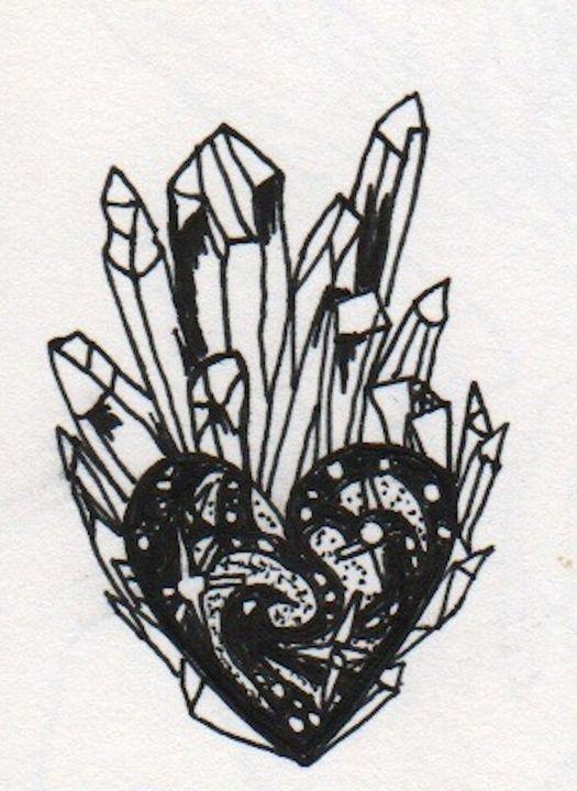 heart of stone - 1derrful art