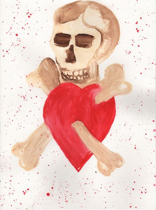 love may be deadly - 1derrful art