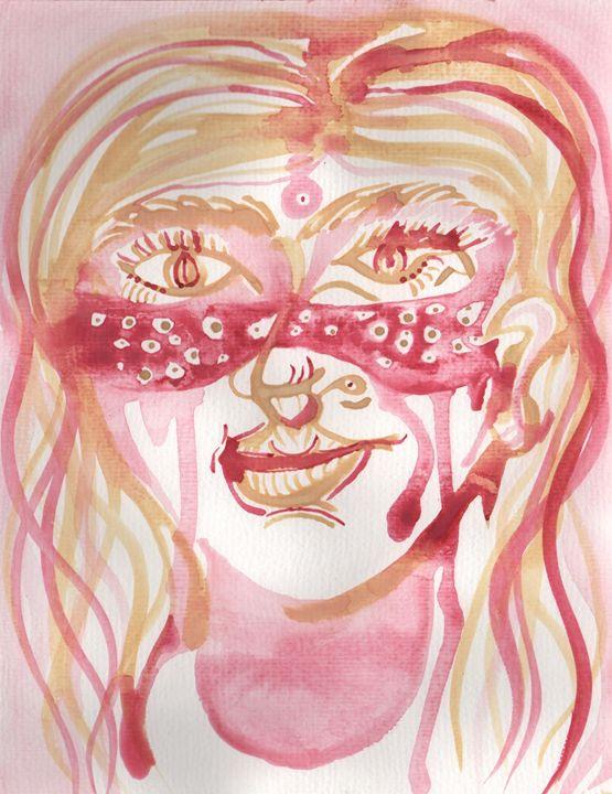 pink lemonade - 1derrful art
