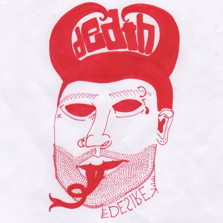 death or desire - 1derrful art
