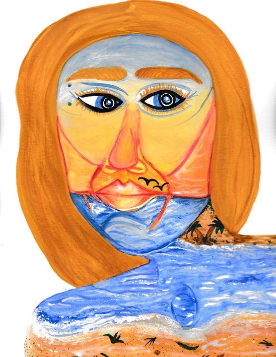 Sandy Shores - 1derrful art