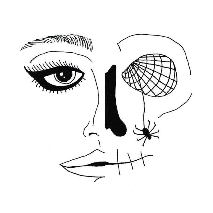 widow - 1derrful art