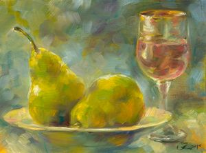 Pears & Glass