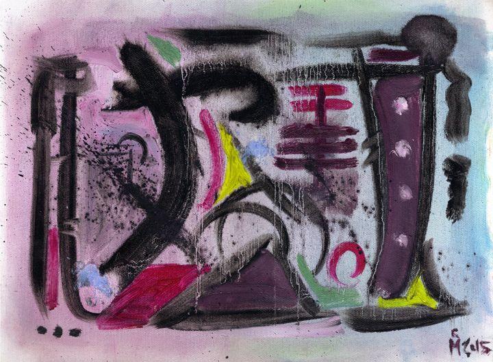 Deliverance - Art of Milan Crveni