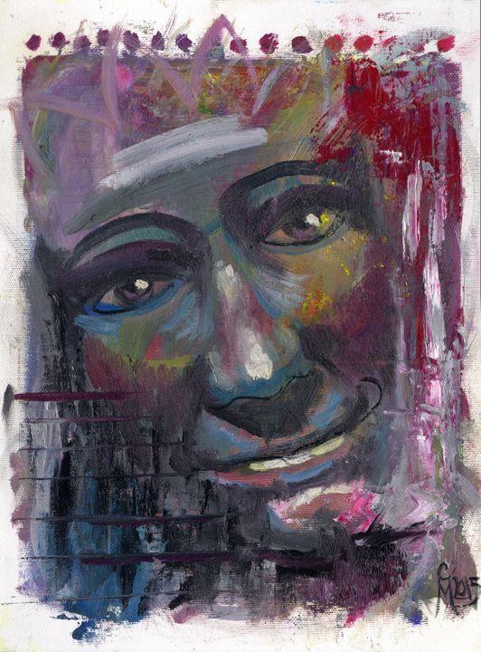 December's Rhapsody - Art of Milan Crveni