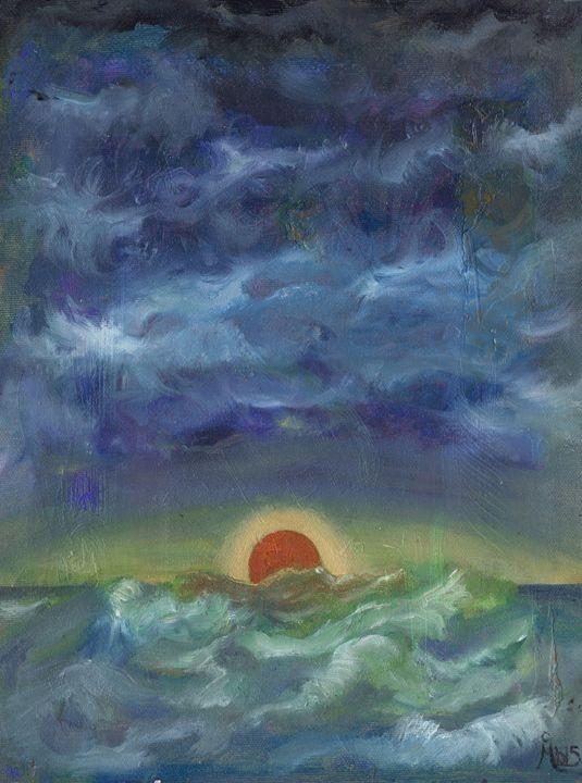 Voyage - Art of Milan Crveni