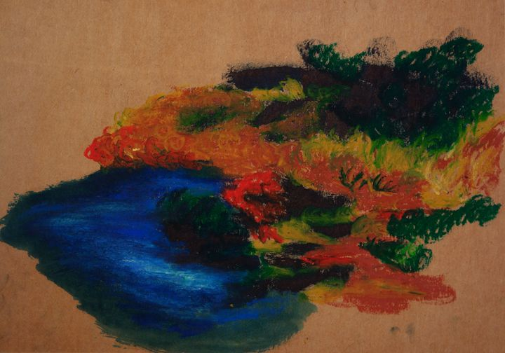 draft of a garden - Yao Li