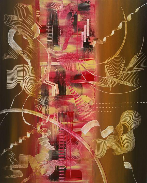twisted door - Boris Santa Art
