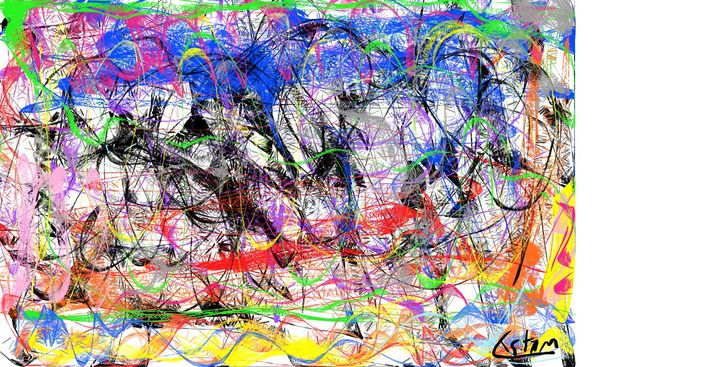 French Monarchy - Abstract amazing