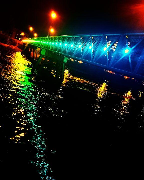 River Walk - Phosphorescence