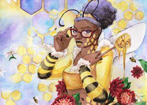 Honey, BEE My Baby!