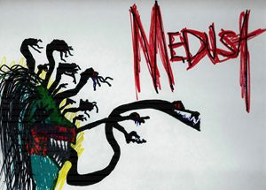 Medusa - Jason Lehman's Twisted Art For Modern People