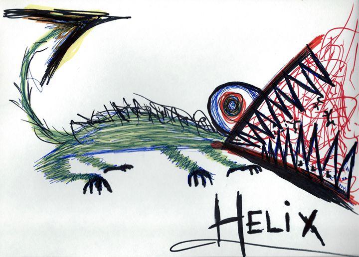 Helix - Jason Lehman's Twisted Art For Modern People