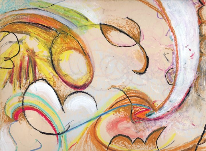 Mango - Art by Diana Holmes
