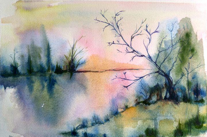 Lone Tree - J. T. Arts