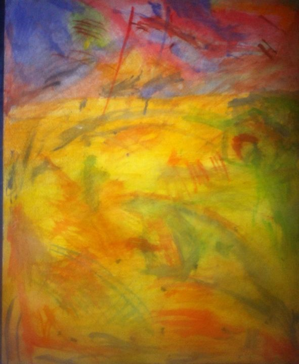 Clouds - Bori's Art