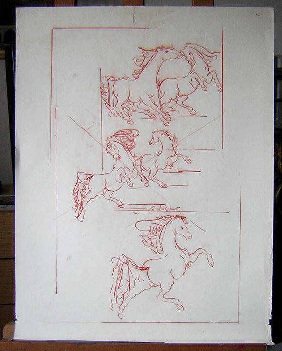 Crazy Horse experiment - Wilkens Hans Desiderio