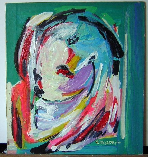 Figura bianco blu rosso - Wilkens Hans Desiderio