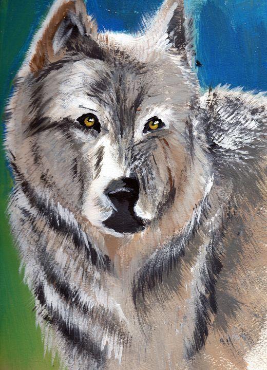 Wolf - Stephanie