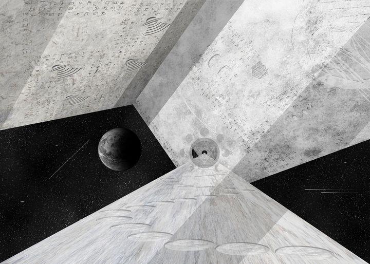 Earth spiral - Mihai Catalin